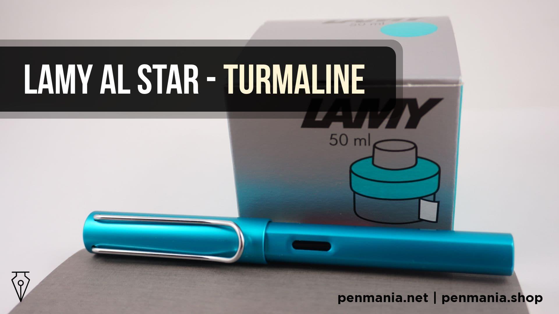 Coperta Video Recenzie Lamy Al Star Turmalina Penmania Shop
