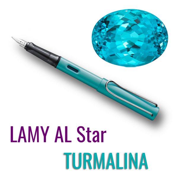 Stilou Lamy Al Star Tourmaline Editia 2020 Imagine Produs Penmania Shop