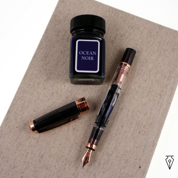Stilou Twsbi Diamond 580 Rose Gold Penmania Shop Life Style