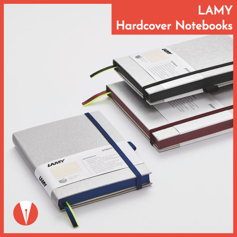 notebook lamy hardcover penmaniashop