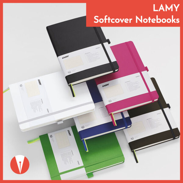 notebook lamy softcover penmaniashop