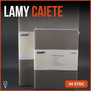 Caiete LAMY - Set 3 bucati