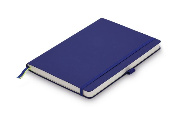 LAMY Notebook - Softcover - Blue