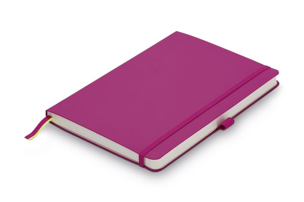 LAMY Notebook - Softcover - Pink