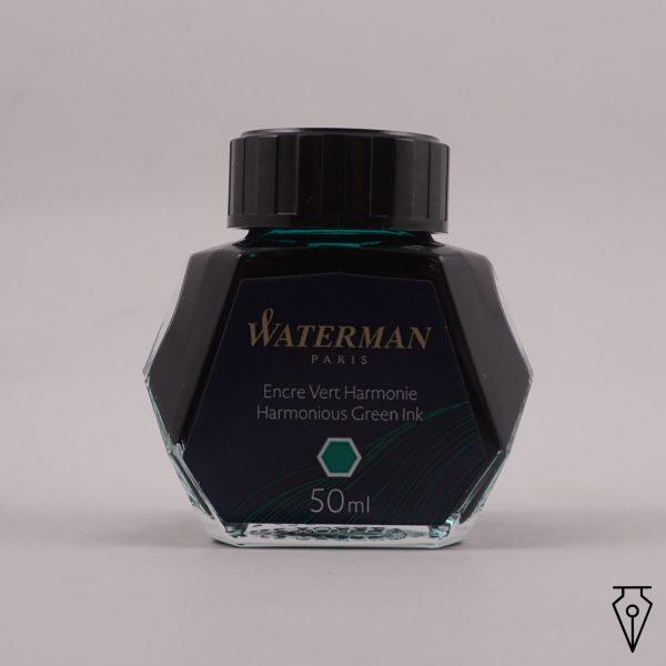 Cerneala Waterman Harmonius Green Penmania Shop 6