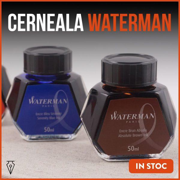 Cerneala Waterman Imagine Produs Penmania Shop