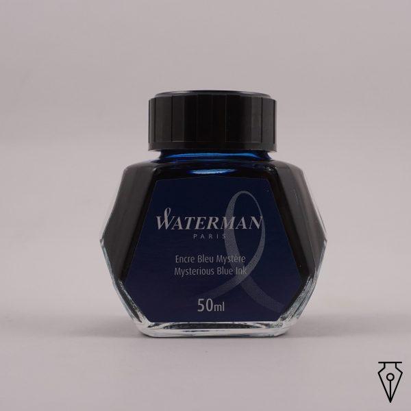 Cerneala Waterman Mysterious Blue Penmania Shop 1