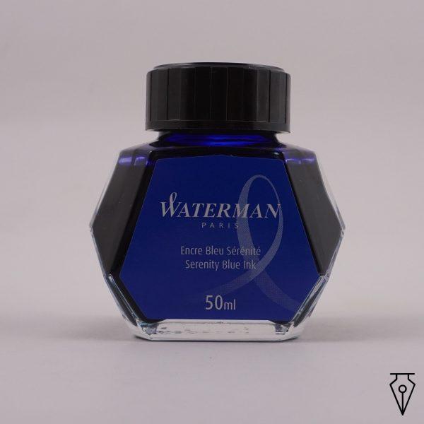 Cerneala Waterman Serenity Blue Penmania Shop 2