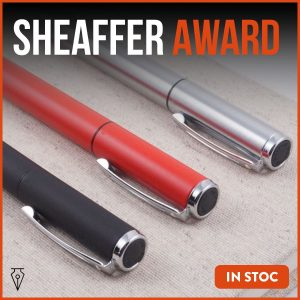 Stilou Sheaffer Award Featured Image Penmania Shop