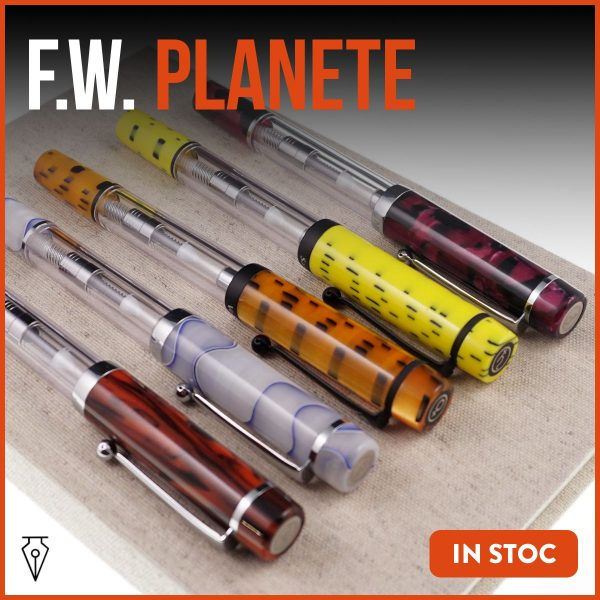 Stilouri Fine Writing Planete Penmania Shop Featured Product Image