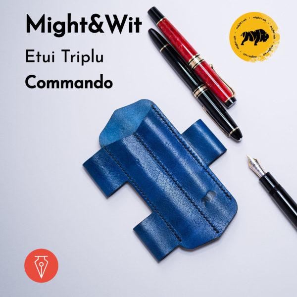 Coperta Produs Mightandwit Etui Commando Penmania Shop