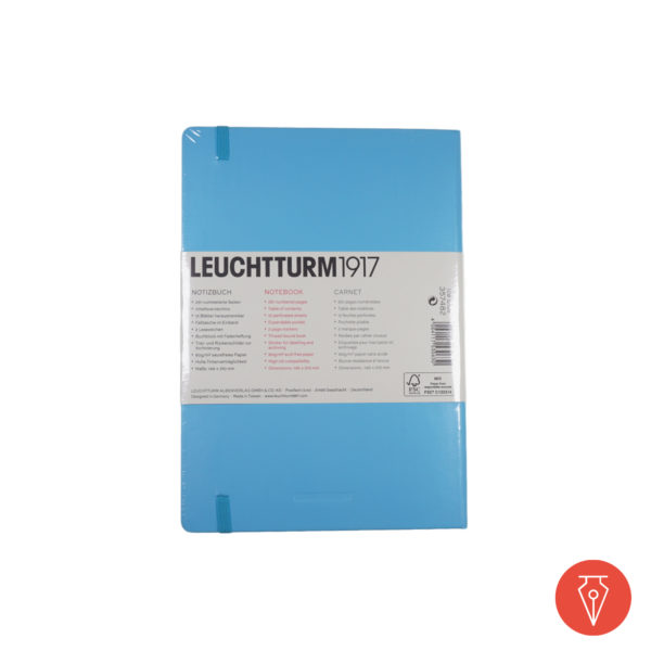 Notebook Leuchtturm1917 A5 Iceblue Penmania Shop 2