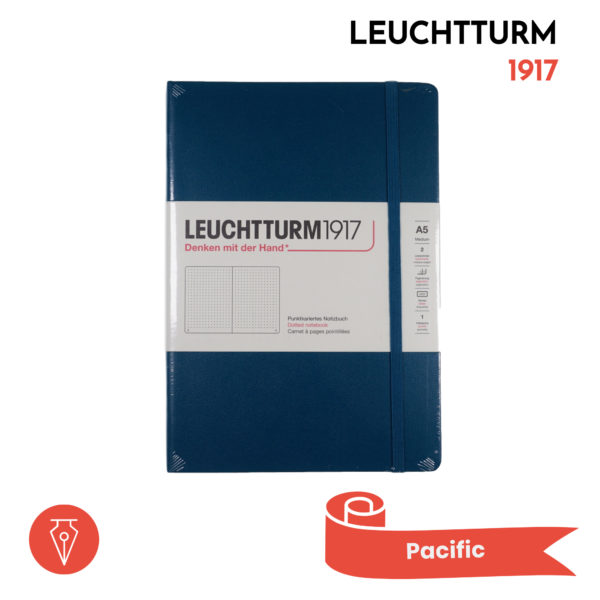 Notebook Leuchtturm1917 A5 Pacific Penmania Shop 1