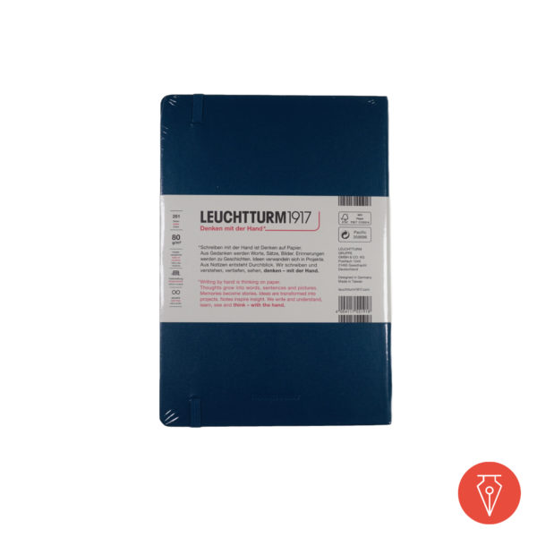 Notebook Leuchtturm1917 A5 Pacific Penmania Shop 2