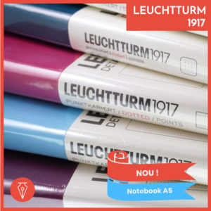 Notebook Leuchtturm1917 A5 Penmania Shop 1