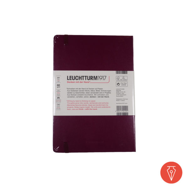 Notebook Leuchtturm1917 A5 Portred Penmania Shop 2