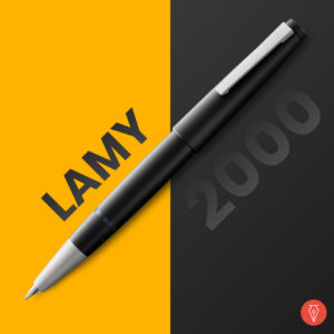 Stilou Lamy 2000 Imagine Produs Penmania Shop