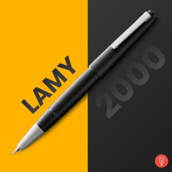 Stilou Lamy 2000 Imagine Produs Penmania Shop