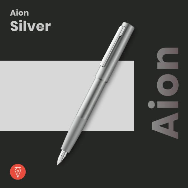 Stilou Lamy Aion Silver Penmania Shop