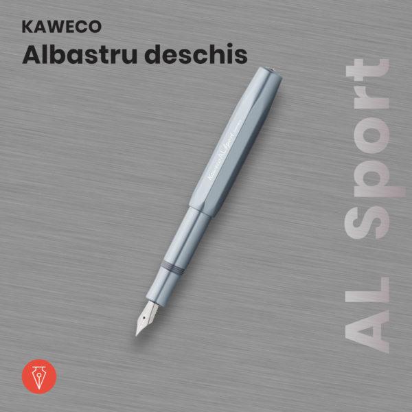 Stilou Kaweco Al Sport Albastru Deschis Penmania Shop