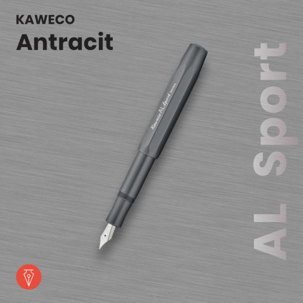 Stilou Kaweco Al Sport Antracit Penmania Shop