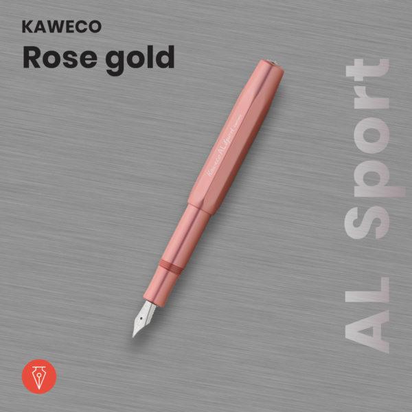 Stilou Kaweco Al Sport Rose Gold Penmania Shop