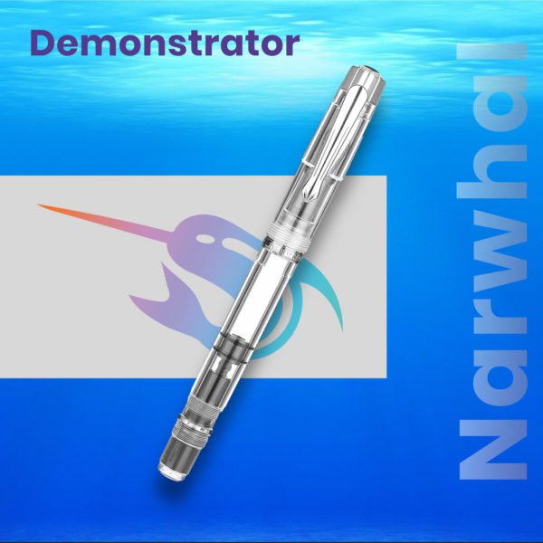 Stilou Narwhal Demonstrator Penmania Shop