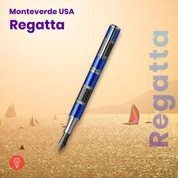 Stilou Monteverde Regatta Imagine Produs Penmania Shop