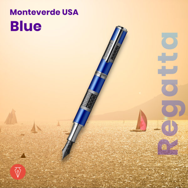 Stilou Monteverde Regatta Sport Blue Penmania Shop