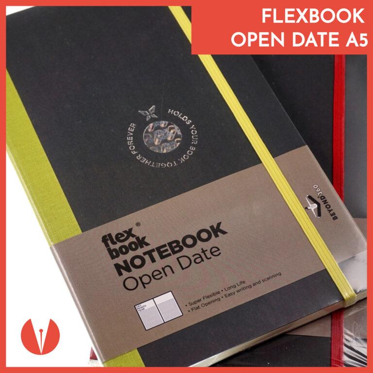 notebook flexbook opendate planner penmania shop imagine produs up